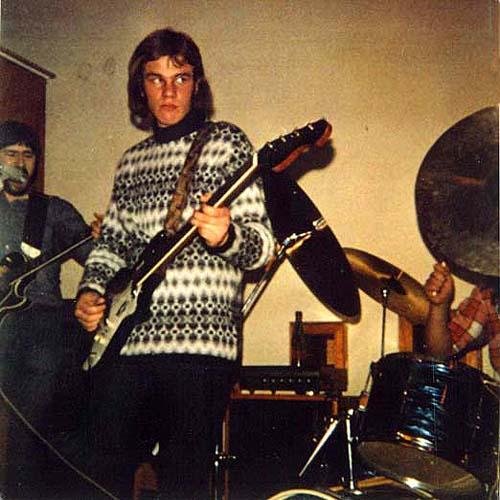 Band Vendigo 1975